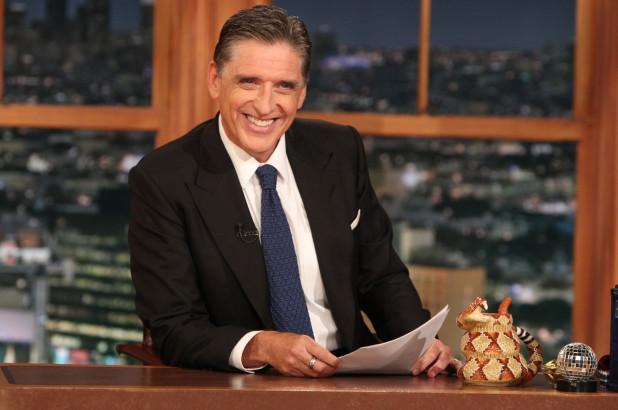 Craig Ferguson - Talk show host, author