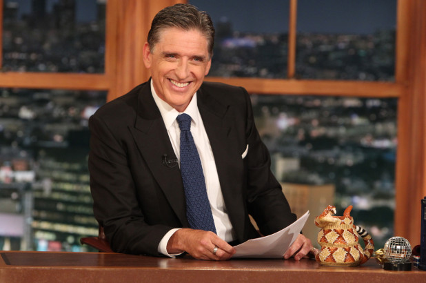 Craig Ferguson - Talk show host, author