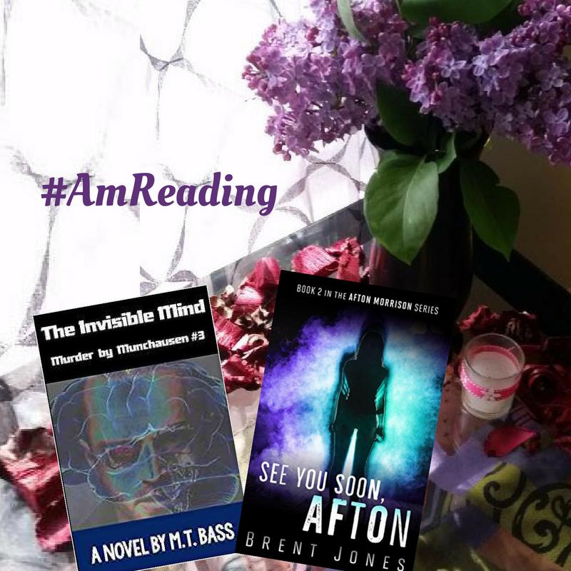 #AmReading - series