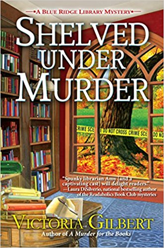 Shelved Under Murder by Victoria Gilbert