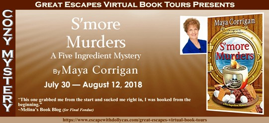 S'more Murders by Maya Corrigan