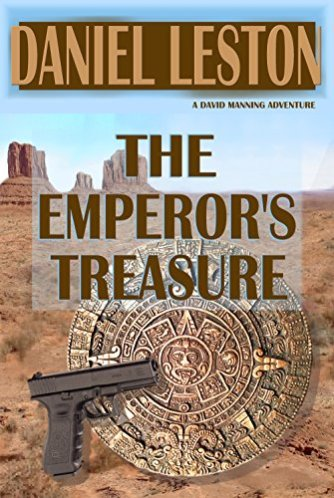 The Emperor's Treasure by Daniel Leston