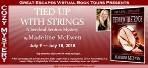 Tied Up With Strings - Spotlight banner