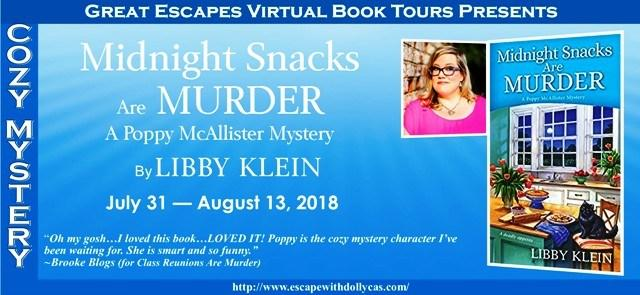 Midnight Snacks are Murder by Libby Klein