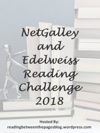 NetGalley and Edelweiss Reading Challenge 2018