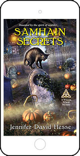 Samhain Secrets by Jennifer David Hesse