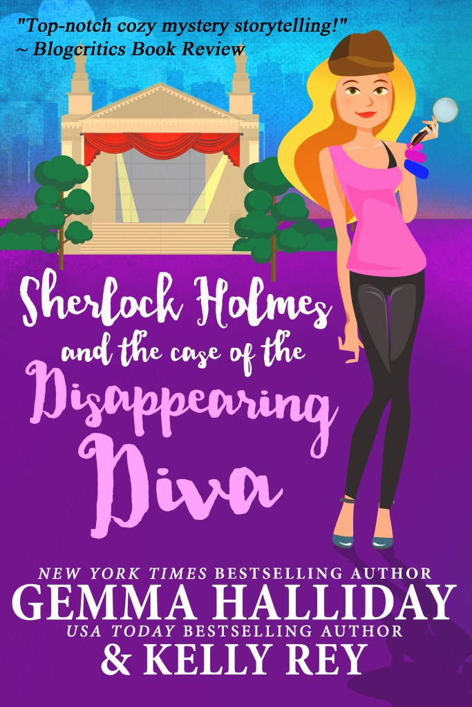 Sherlock Holes and the case of the Disappearing Diva