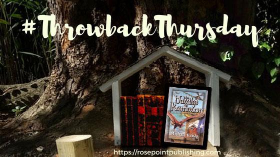 Throwback Thursday-The Hawks of Kamalon