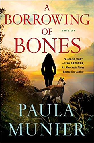 A Borrowing of Bones by Paula Munier