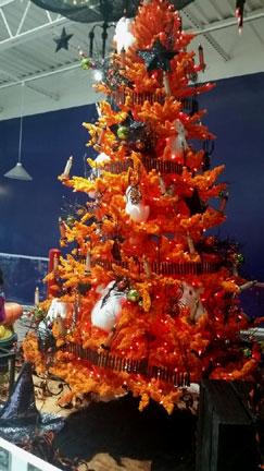 Halloween tree