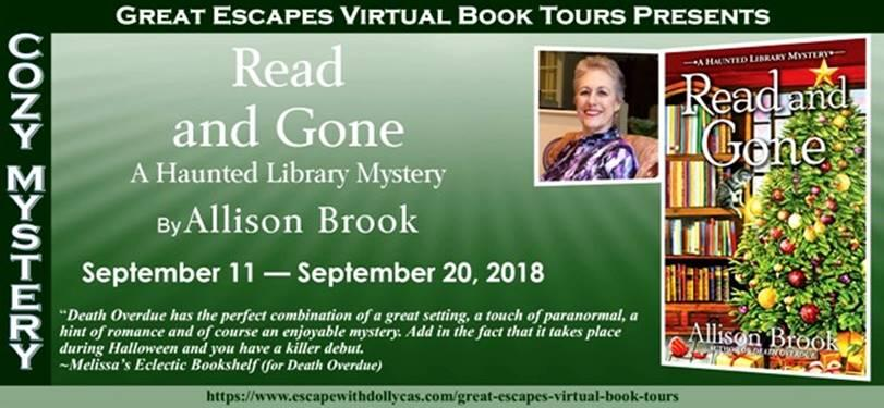 Read and Gone by Allison Brook