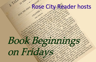 Book Beginnings on Fridays