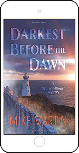 Darkest Before the Dawn by Mike Martin