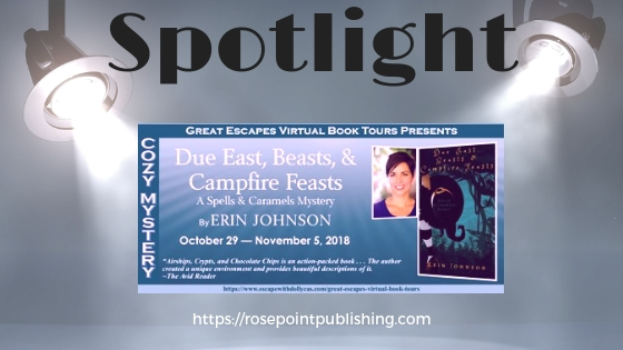 Due East, Beasts & Campire Feasts by Erin Johnson