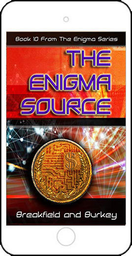 The Enigma Source by Breakfield andd BUrkey