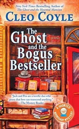 The Ghost and the Bogus Bestseller by Cleo Coyle
