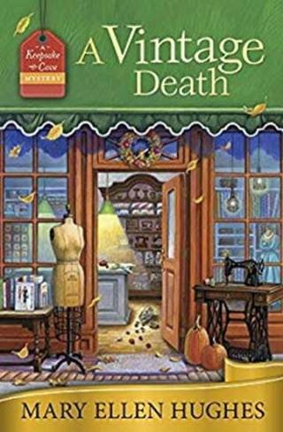A Vintage Death by Mary Ellen Hughes