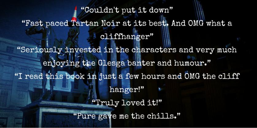 Dark of Night - reader quotes