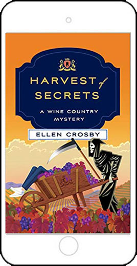 Harvest of Secrets by Ellen Crosby