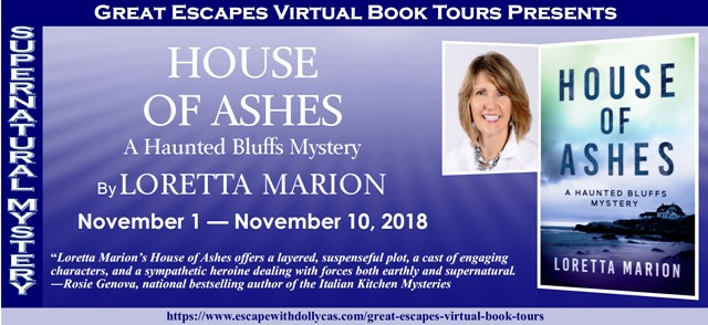 House of Ashes by Loretta Marion