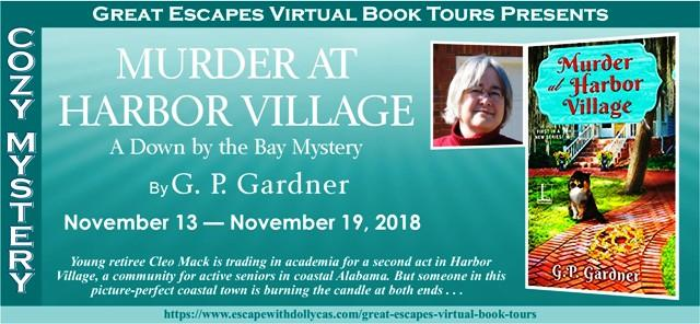 Murder at Harbor Village by G P Gardner