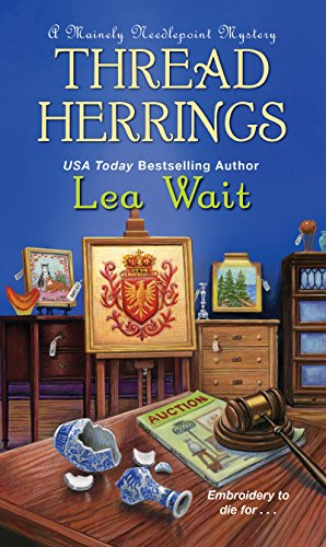 Thread Herrings by Lea Wait