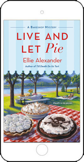 Live and Let Pie by Ellie Alexander