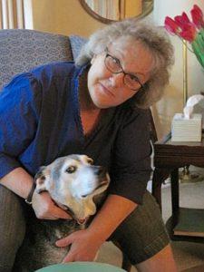 Rosemary Shomaker - author