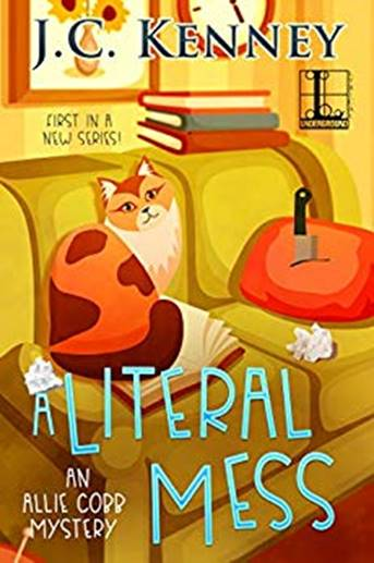 A Literal Mess by J C Kenney