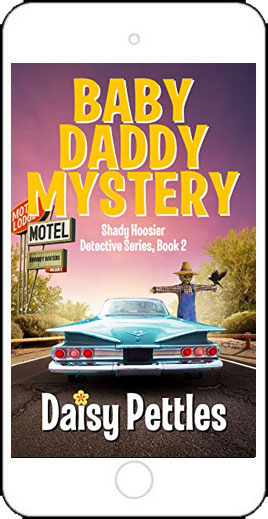 Baby Daddy Mystery by Daisy Pettles
