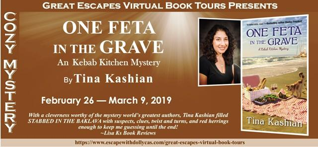 One Feta in the Grave by Tina Kashian