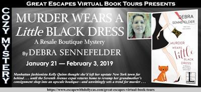 Murder Wears a Little Black Dress by Debra Sennefelder
