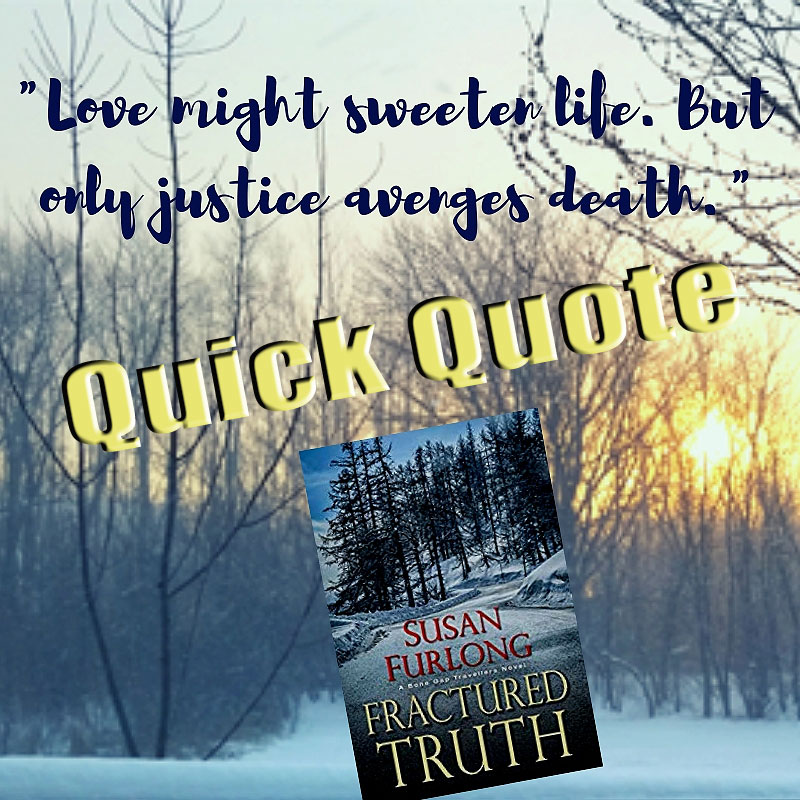 Quick Quote-Fractured Truth