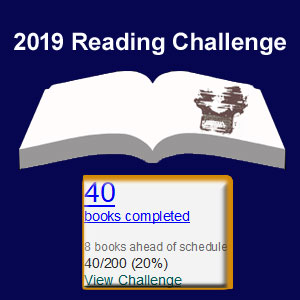 2019 Reading Challenge - Goodreads