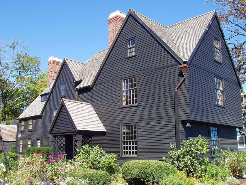 House of 7 Gables - Sales MA