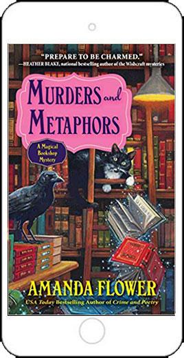 Murders and Metaphors by Amanda Flower