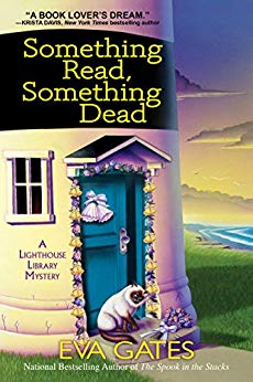 Something Read, Something Dead by Eva Gates