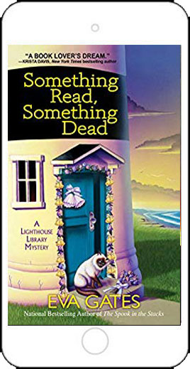 Something Red, Something Dead by Eva Gates