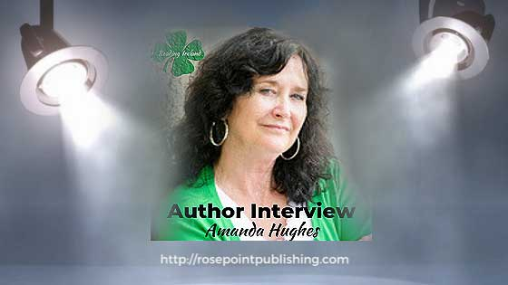 Author Amanda Hughes Interview