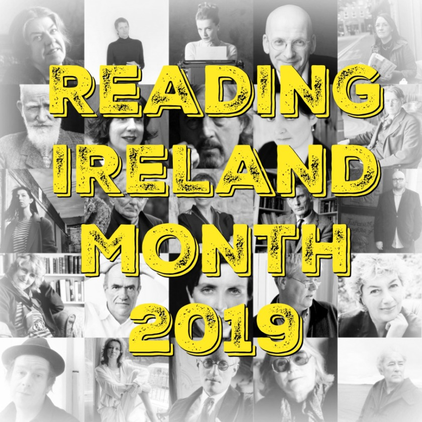 Reading Ireland Month 2019