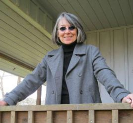 Melanie Forde - author