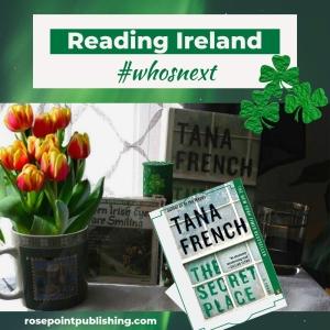 Reading Ireland - #whosenext