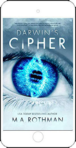 Darwin's Cipher by M. A. Rothman