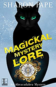 Magickal Mystery Lore by Sharon Pape