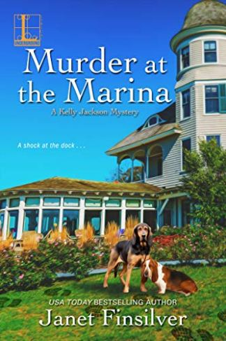 Murder at the Marina by Janet Finsilver