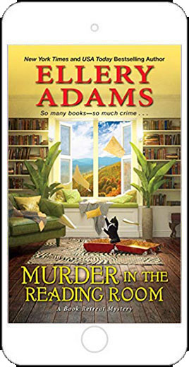 Murder in the Reading Room by Ellery Adams
