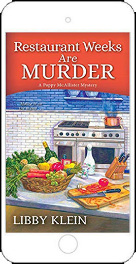 Restaurant Weeks Are Murder by Libby Klein