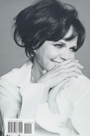 Sally Field - author - back cover