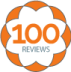 100 NetGalley Reviews