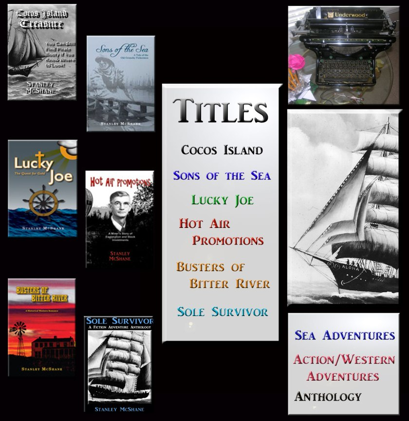 Title Header-Books by Stanley McShane